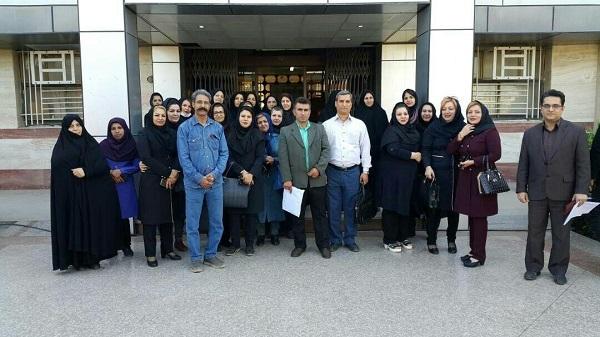 اعلام حمایت قاطع از انجمن صنفی اموزشگاههای آزاد فنی و حرفه ای اهواز