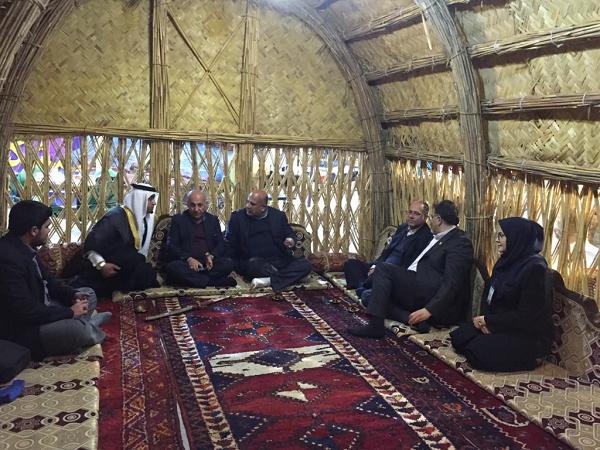 گردشگری نیشکر ، منشا تولید درآمد و اشتغال زایی و شکوفایی اقتصادی برای خوزستان است